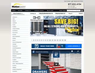 motionsavers.com screenshot
