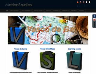 motionstudios.com screenshot