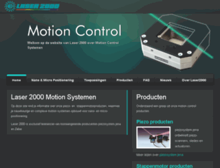 motionsystemen.nl screenshot
