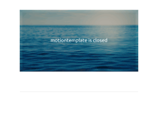 motiontemplate.co.uk screenshot