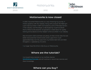motionworks.net screenshot