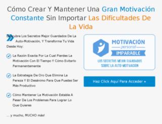 motivacionpersonal.co screenshot