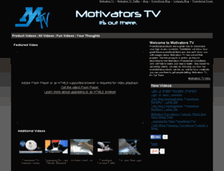 motivators.tv screenshot