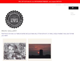 motiveartco.artstorefronts.com screenshot