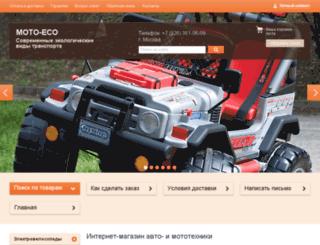 moto-eco.ru screenshot