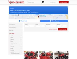 moto-inzerce.cz screenshot