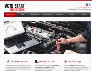 moto-start.eu screenshot