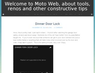 moto-web.com screenshot