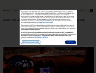 moto.pl screenshot