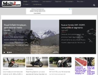 moto2ruedas.com screenshot