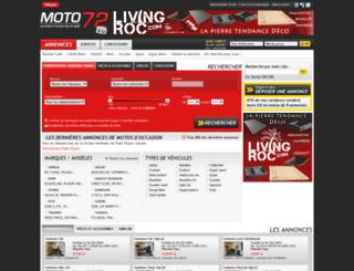 moto72.com screenshot