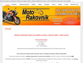 motobazar-rakovnik.cz screenshot