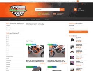 motobazar.miramoto.cz screenshot