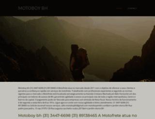 motoboyembh.yolasite.com screenshot