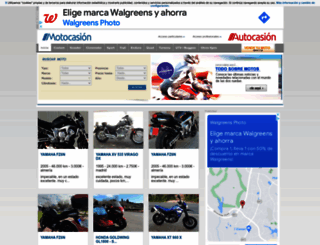 motocasion.com screenshot
