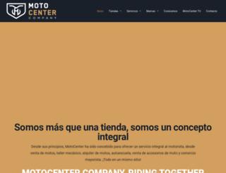 motocenterlevante.com screenshot