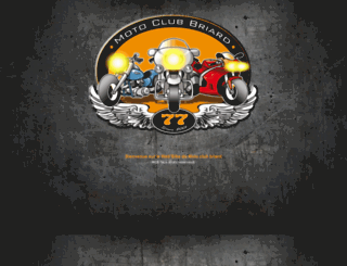 motoclubbriard.fr screenshot