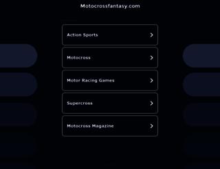 motocrossfantasy.com screenshot