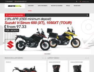 motoden.com screenshot