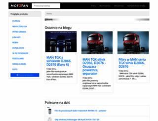 motofan.pl screenshot