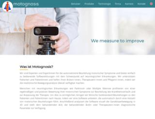 motognosis.com screenshot