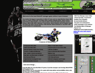 motogprem.com screenshot