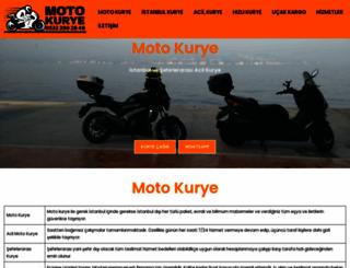 motokurye.net screenshot