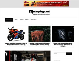 motomalaya.net screenshot