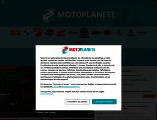motoplanete.com screenshot