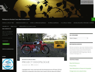 motopsyco.com screenshot