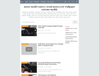 motor-cycle-info.blogspot.com screenshot