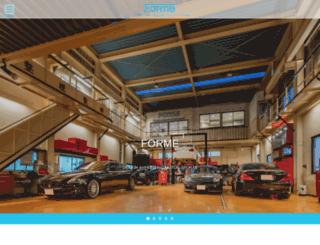 motor-forme.com screenshot
