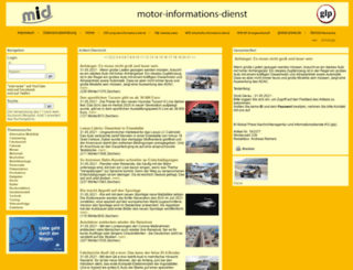 motor-informations-dienst.de screenshot