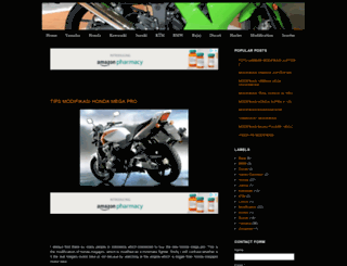 motor-modifikasi.blogspot.com screenshot