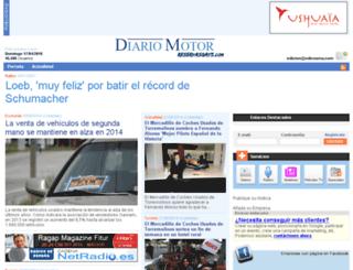 motor.edicosma.com screenshot