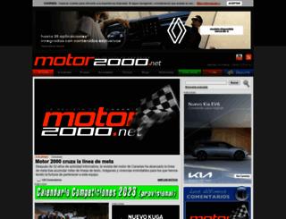 motor2000.net screenshot