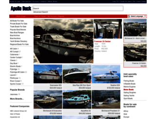 motorboats.apolloduck.ie screenshot