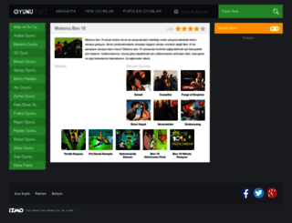 motorcuben10.oyunu.net screenshot