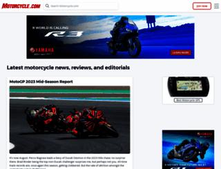 motorcycle.com screenshot