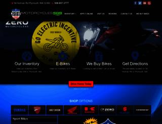 motorcycles508.com screenshot