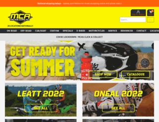 motorcyclesuperstore.com.au screenshot