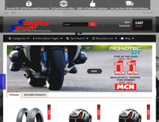 motorcycletyresandaccessories.co.uk screenshot