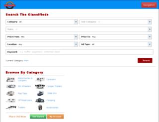 motorhomesaustralia.com.au screenshot