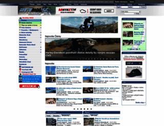 motoride.sk screenshot