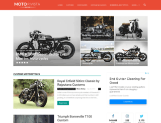 motorivista.com screenshot