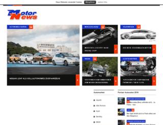motornews.at screenshot