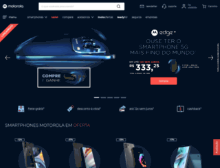 motorola.com.br screenshot