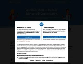 motorradfrage.net screenshot