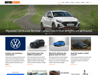 motorscribes.com screenshot