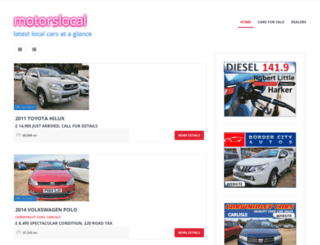 motorslocal.com screenshot